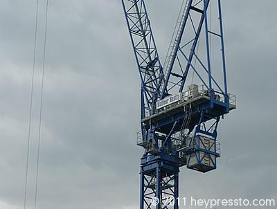 Balfour Beatty Crane