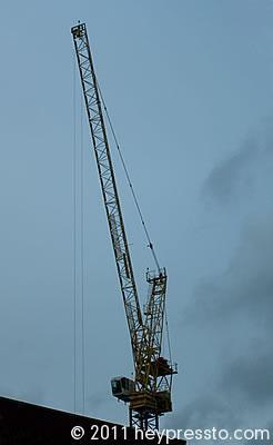 Crane and Vapour