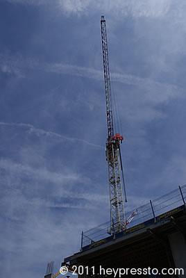Crane Upright