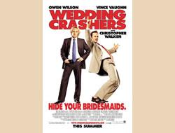 Wedding Crashers film poster