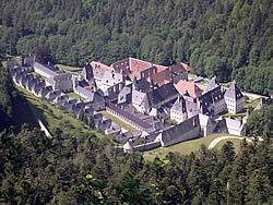 La Grande Chartreuse monastery