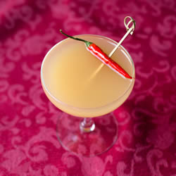 Champs Elysee Chartreuse cocktail. Photo from Saveur