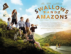 Swallows and Amazons Film Poster 2016