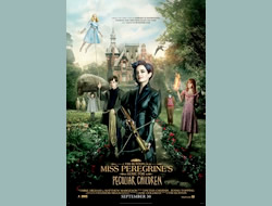 Poster for Miss Peregrine's Home for Peculiar Children
